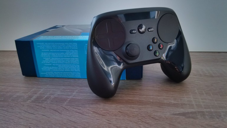 [Bytextest] Steam Controller