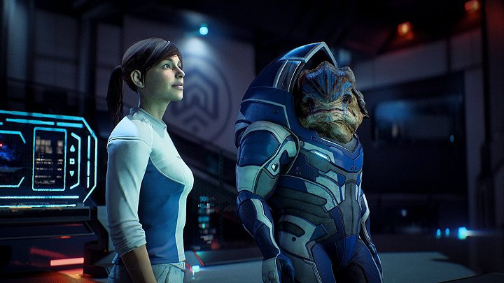 рецензия на Mass Effect Andromeda от Game. STR