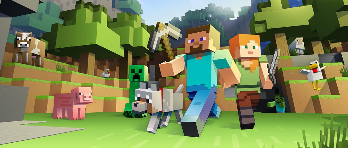 minecraft new add-on with a marketplace and 3-d party sellers