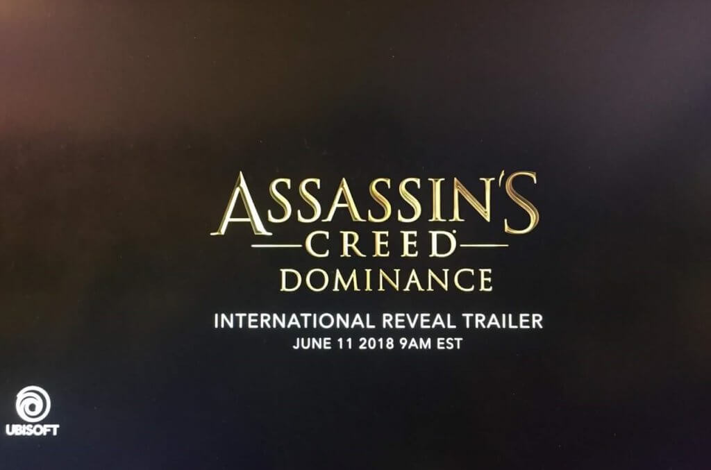 dominance assassins creed